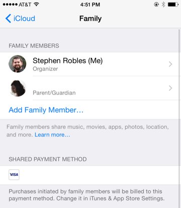 How to Use iCloud Email Login for Family Sharing