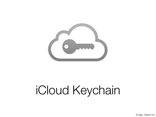 Manage Passwords in Your iCloud Email Login with Keychain