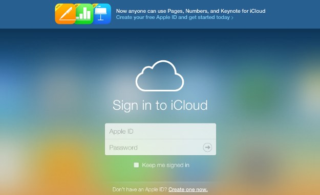 Access the Latest iWork Features through iCloud Email Login