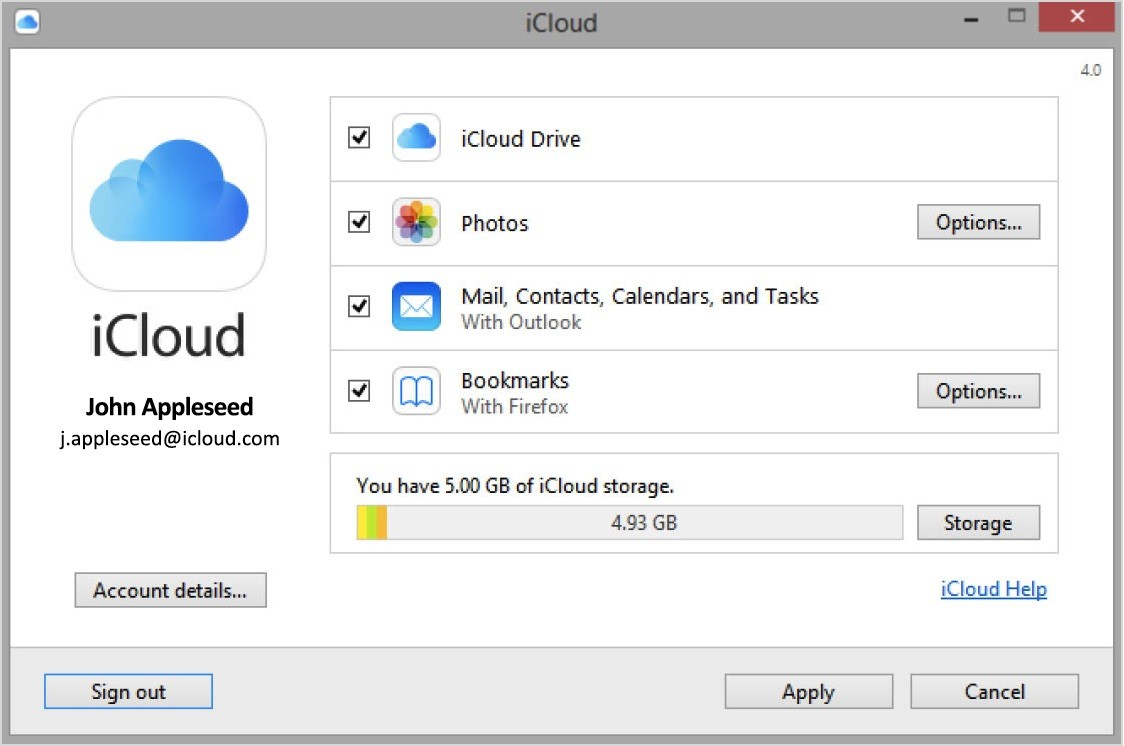 Use Your iCloud Email Login for Remote Access on Mac