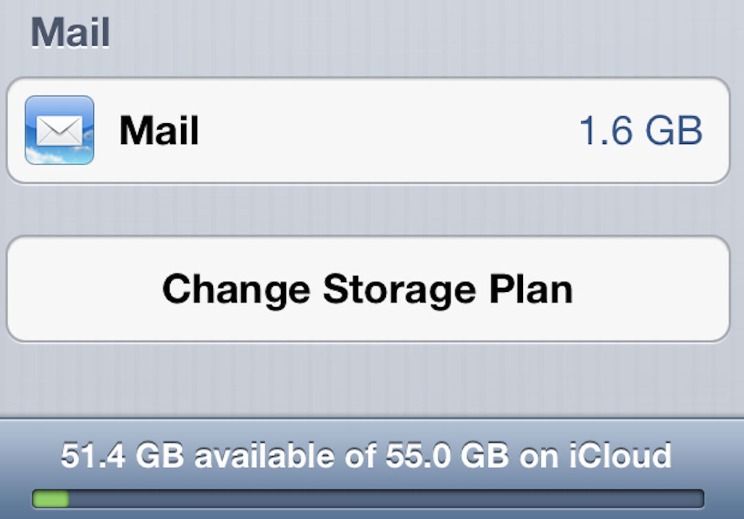 Managing Storage with iCloud Email Login